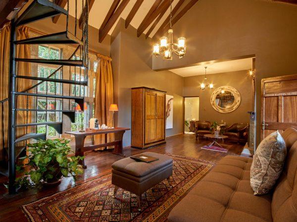 Giraffe Manor Finch Hatton Suite