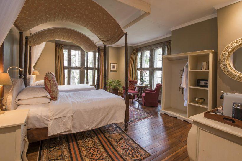 Giraffe Manor Helen's Room