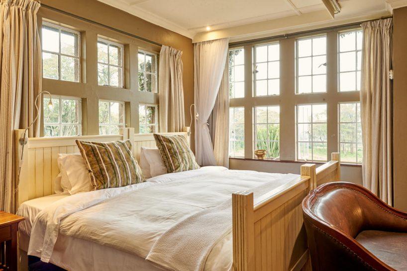 Giraffe Manor Jock's Room