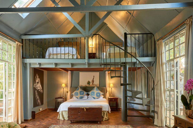 Giraffe Manor Karen Blixen Suite