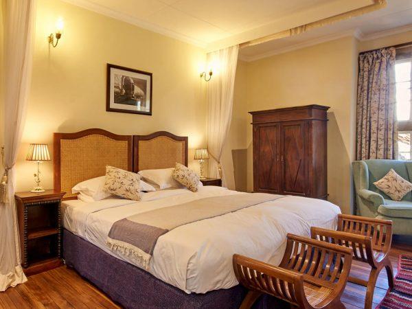 Giraffe Manor Kelly's Room