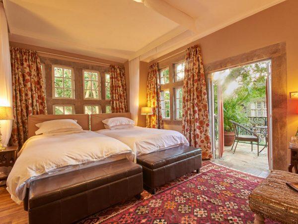 Giraffe Manor Salma's Room