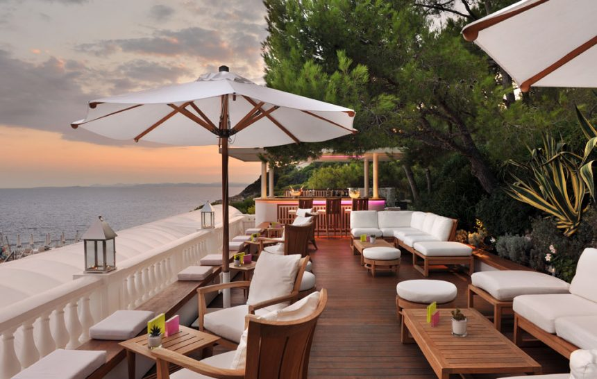 Grand Hotel du Cap Ferrat Dauphin Lounge