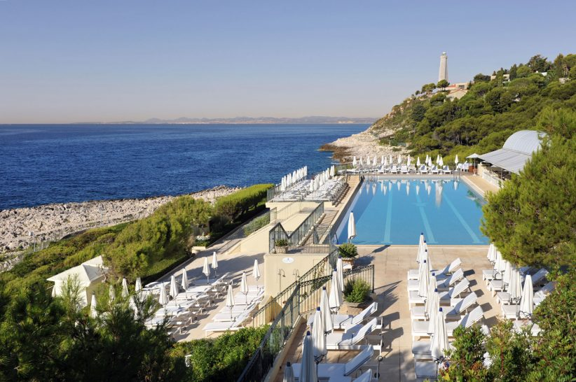 Grand Hotel du Cap Ferrat Four Seasons Pool