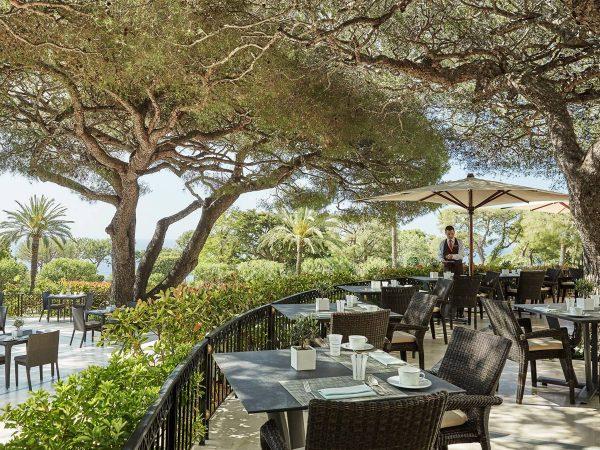 Grand Hotel du Cap Ferrat La Veranda