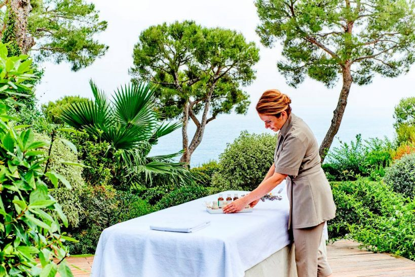 Grand Hotel du Cap Ferrat Massage