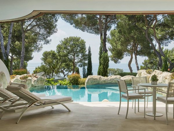 Grand Hotel du Cap Ferrat Pool Suite