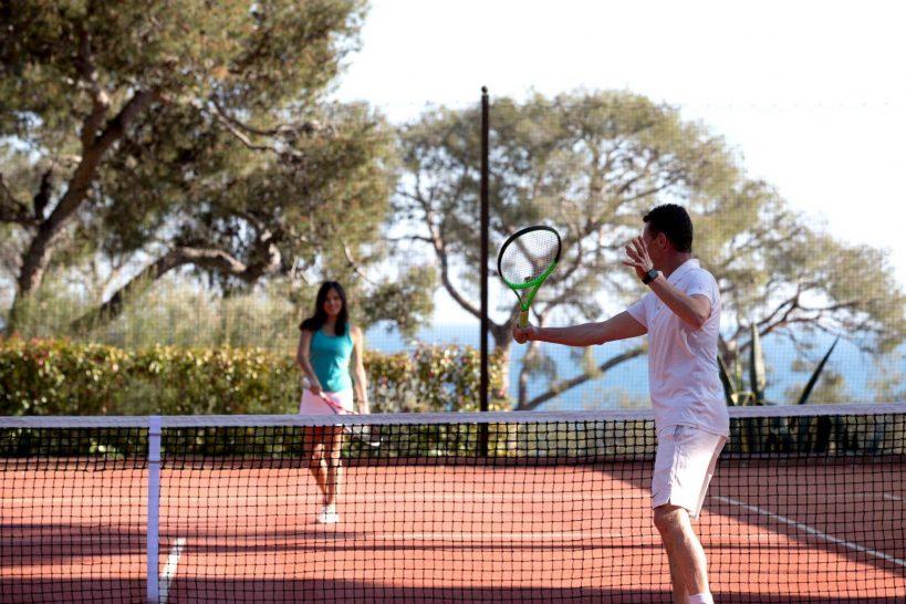 Grand Hotel du Cap Ferrat Tennis
