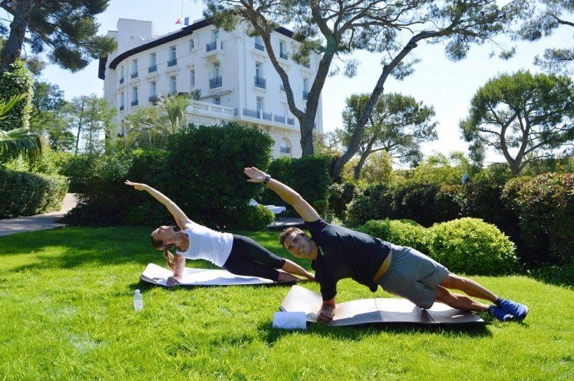 Grand Hotel du Cap Ferrat Yoga