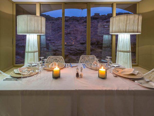 Hoanib Skeleton Coast Camp Dining