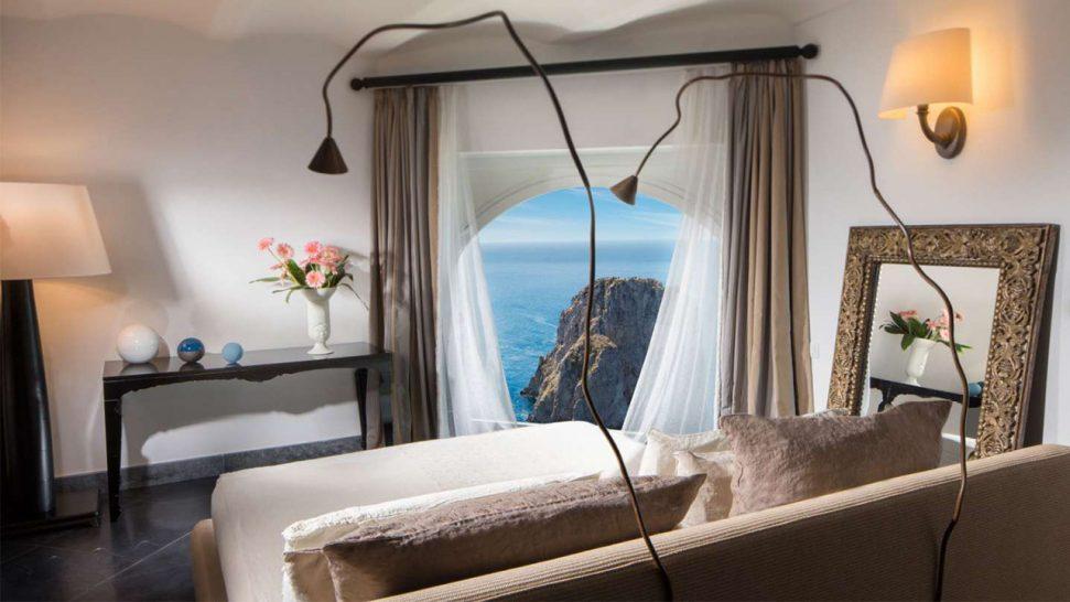 Hotel Punta Tragara Art Suite