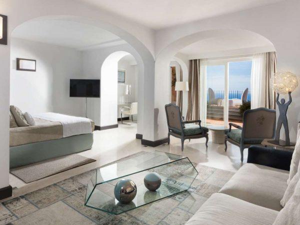 Hotel Punta Tragara Tragara Suite