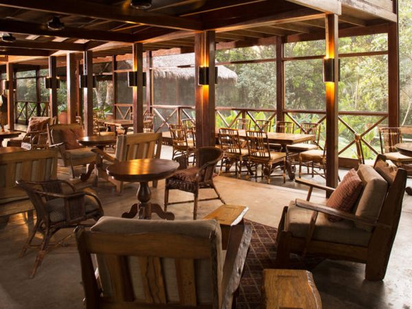 Inkaterra Hacienda Concepcion Bar