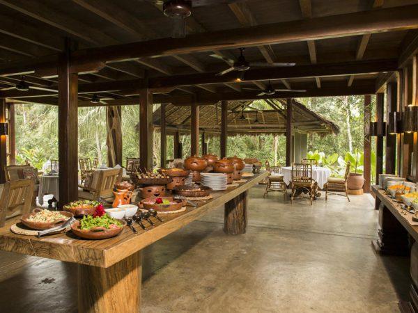 Inkaterra Hacienda Concepcion Dining