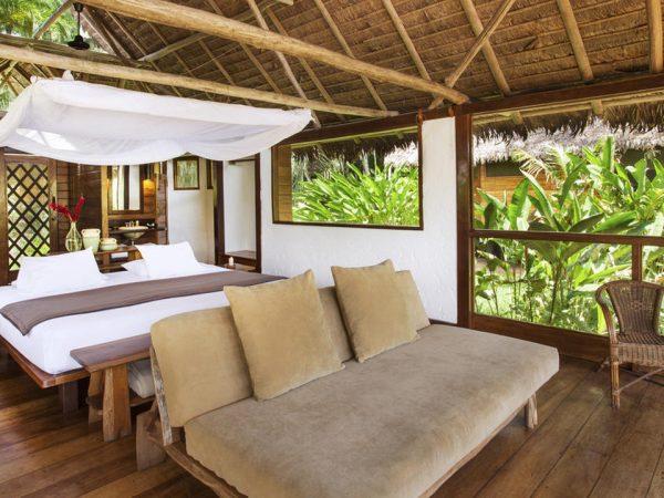 Inkaterra Hacienda Concepcion Independant Cabanas