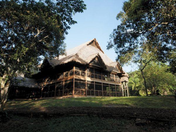 Inkaterra Hacienda Concepcion Main House