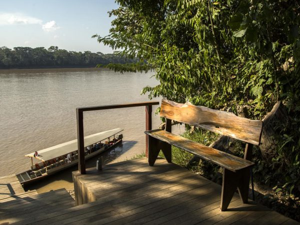 Inkaterra Hacienda Concepcion River View