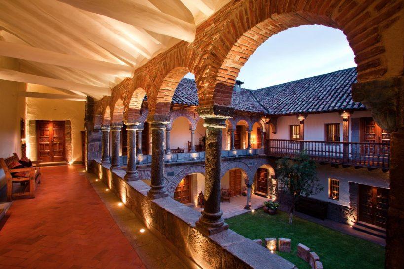 Inkaterra La Casona Cusco Peru