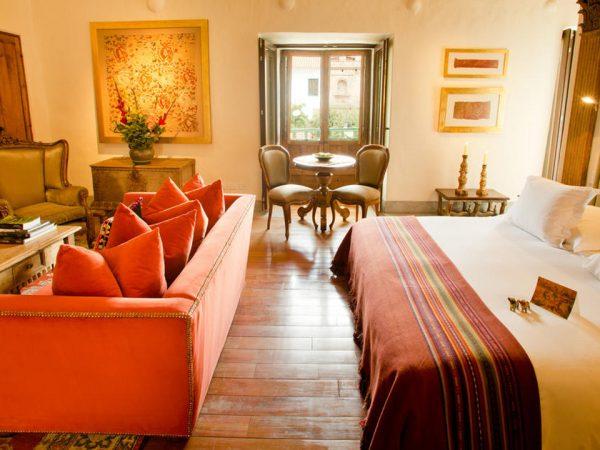Inkaterra La Casona Plaza Suite