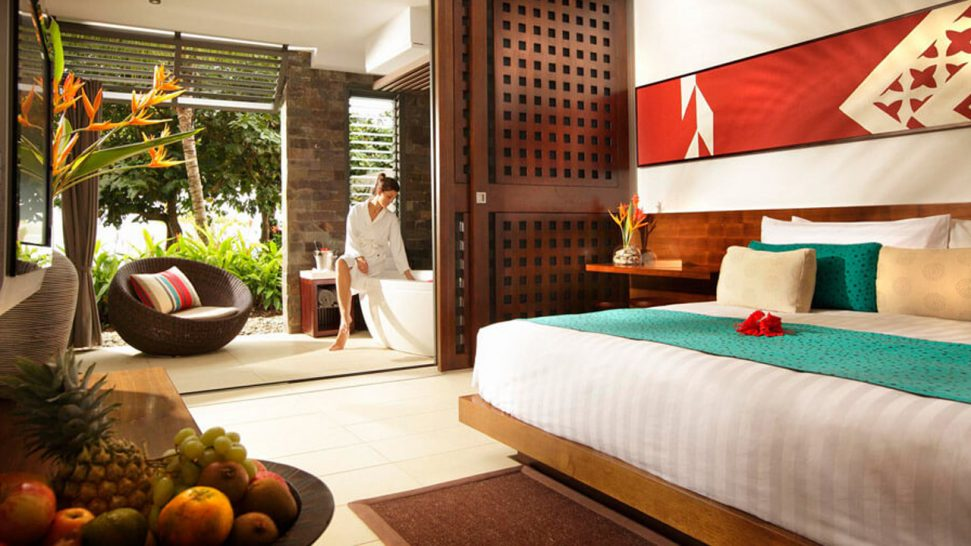 InterContinental Fiji Golf Resort and Spa Beachfront View Rooms and Suites