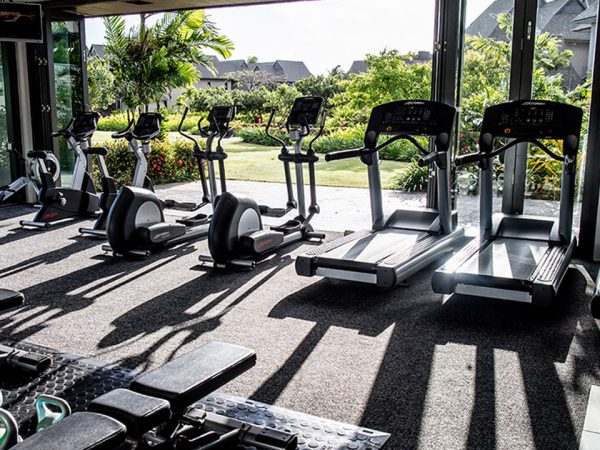 InterContinental Fiji Golf Resort and Spa Gym