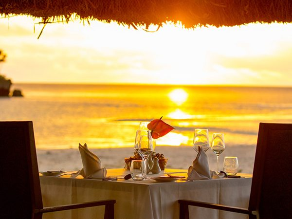 InterContinental Fiji Golf Resort and Spa Intimate Dining