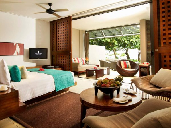 InterContinental Fiji Golf Resort and Spa Lagoon View Rooms and Suites
