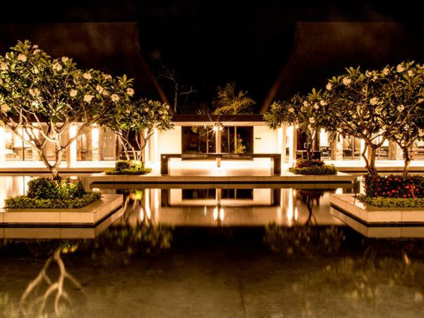 InterContinental Fiji Golf Resort and Spa Night View