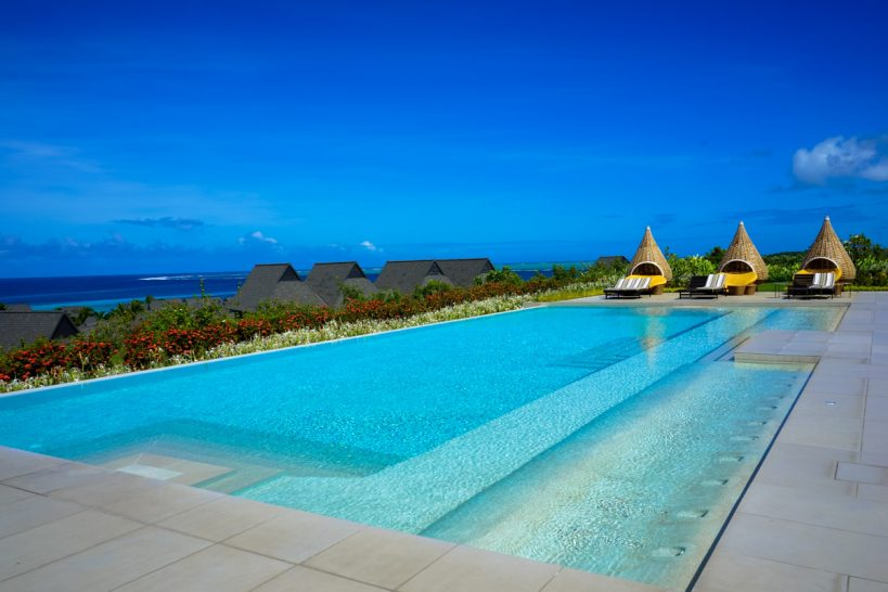 InterContinental Fiji Golf Resort and Spa Pool