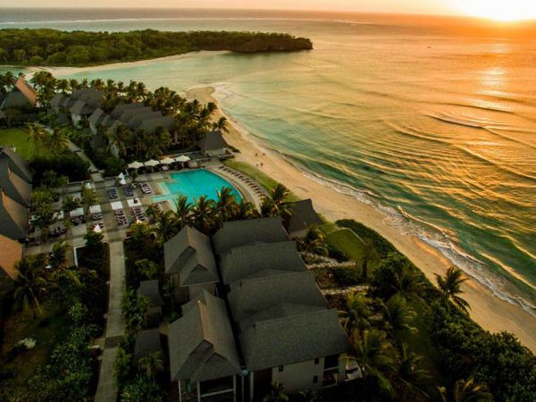 InterContinental Fiji Golf Resort and Spa Sunset View