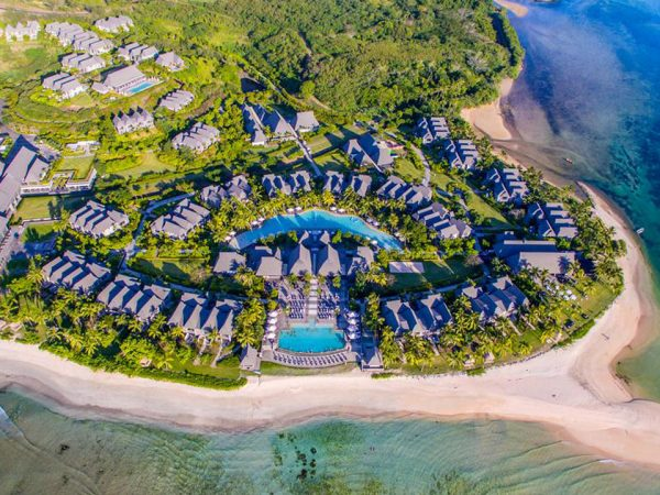 InterContinental Fiji Golf Resort and Spa Top View