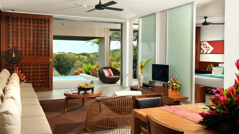 InterContinental Fiji Golf Resort and Spa Two Bedroom Suite