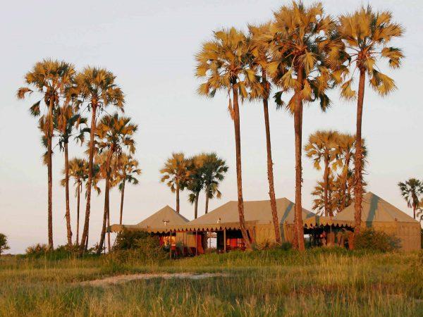 Jack's Camp Exterior