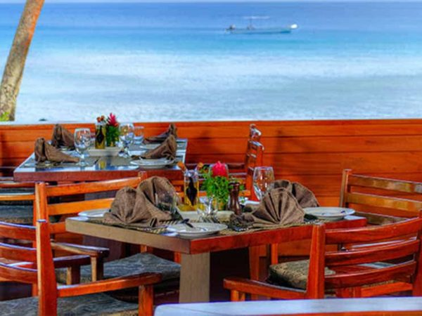 Jean Michel Cousteau Resort Fiji Adult and Family Dining