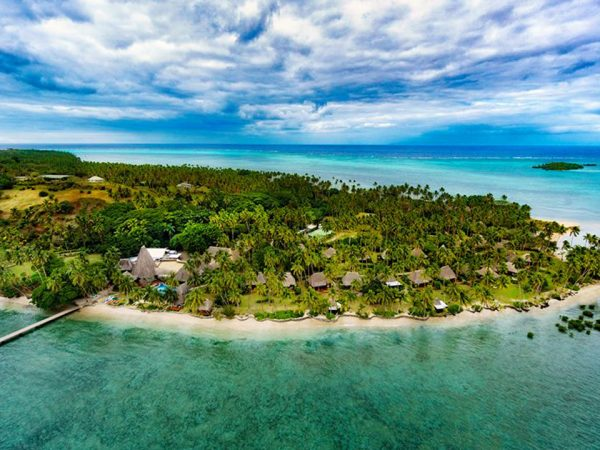 Jean Michel Cousteau Resort Fiji Beach