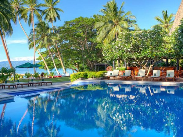 Jean Michel Cousteau Resort Fiji Outdoor Pool