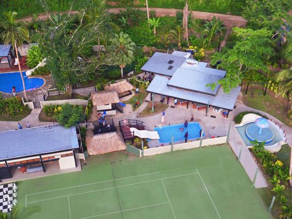 Jean Michel Cousteau Resort Fiji Top View