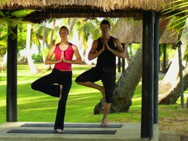 Jean Michel Cousteau Resort Fiji Yoga