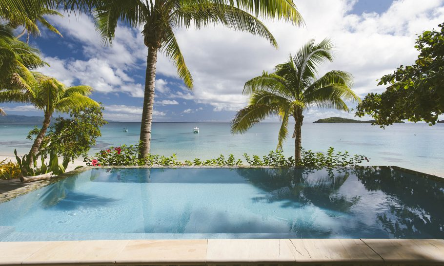 Kokomo Private Island Fiji 3 Bedroom Villa Pool