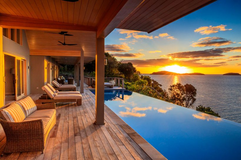 Kokomo Private Island Fiji Sunset Residence