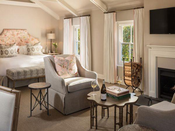 Le Quartier Francais Auberge Room
