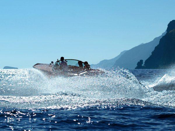 Le Sirenuse Boat