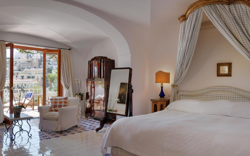Le Sirenuse Junior Suite With Sea View