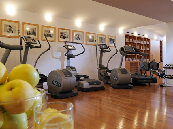 Le Sirenuse Spa Gym