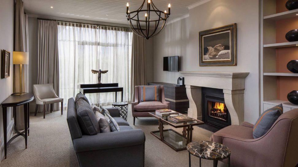 Leeu Estates Executive Suite with Terrace