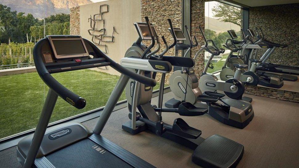 Leeu Estates Gym