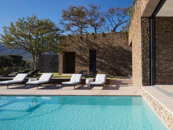 Leeu Estates Pool