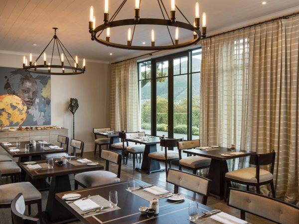 Leeu Estates The Dining Room