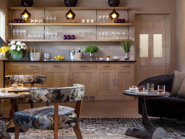 Leeu House Bar