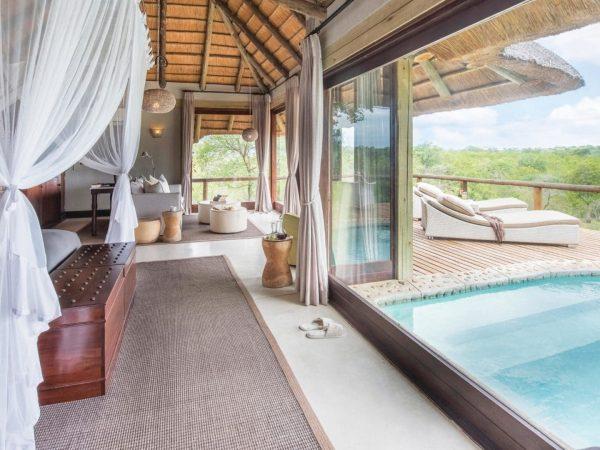 Leopard Hills Bedroom Pool